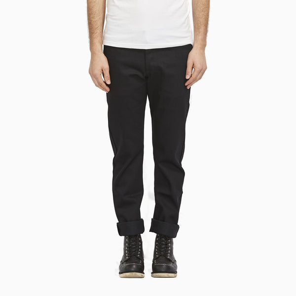 Naked & Famous Weird Guy Power Stretch - Black