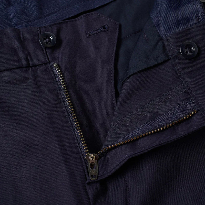 Fred Perry Twill Trousers - Navy