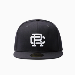 Reigning Champ 59FIFTY Monogram Cap - Navy