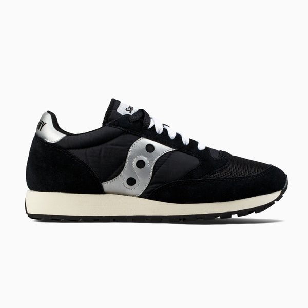 Saucony Jazz Original Vintage - Black/ White