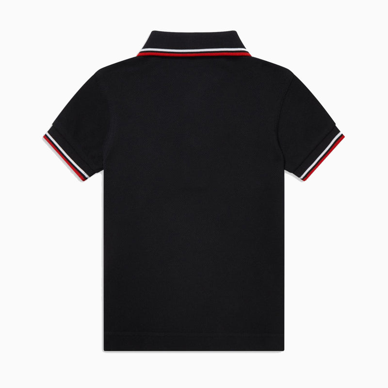 My First Fred Perry Shirt - Navy/ White/ Red