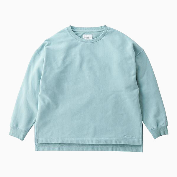 Gramicci Slit Sweat - Aqua