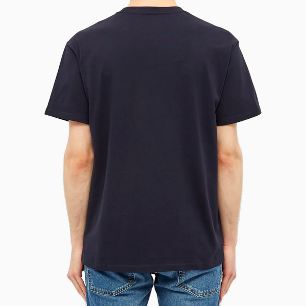 Carhartt Chase T-Shirt - Dark Navy/Gold