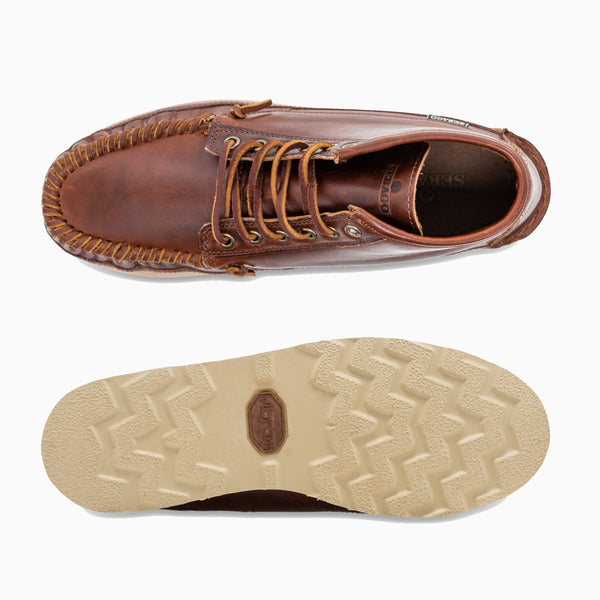 Sebago Seneca Mid - Brown Cinnamon