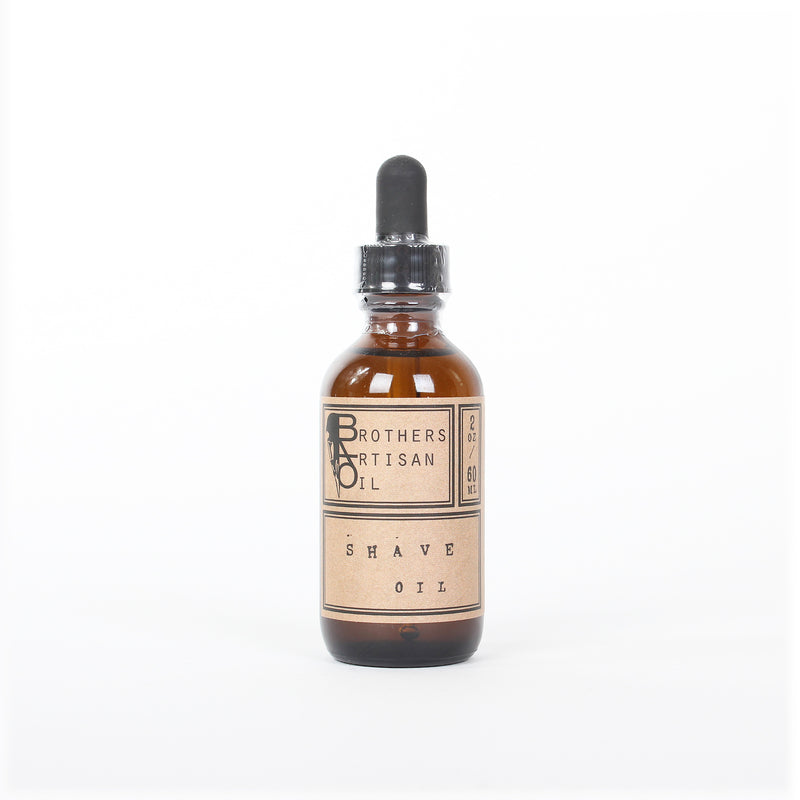 Brothers Artisan Oil Shave Oil