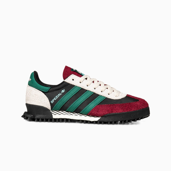 Adidas Handball Spezial TR - Black/Green/ Burgundy