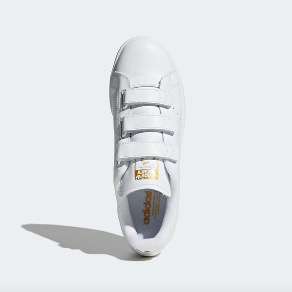 Adidas Stan Smith CF - Cloud White/Gold Metallic