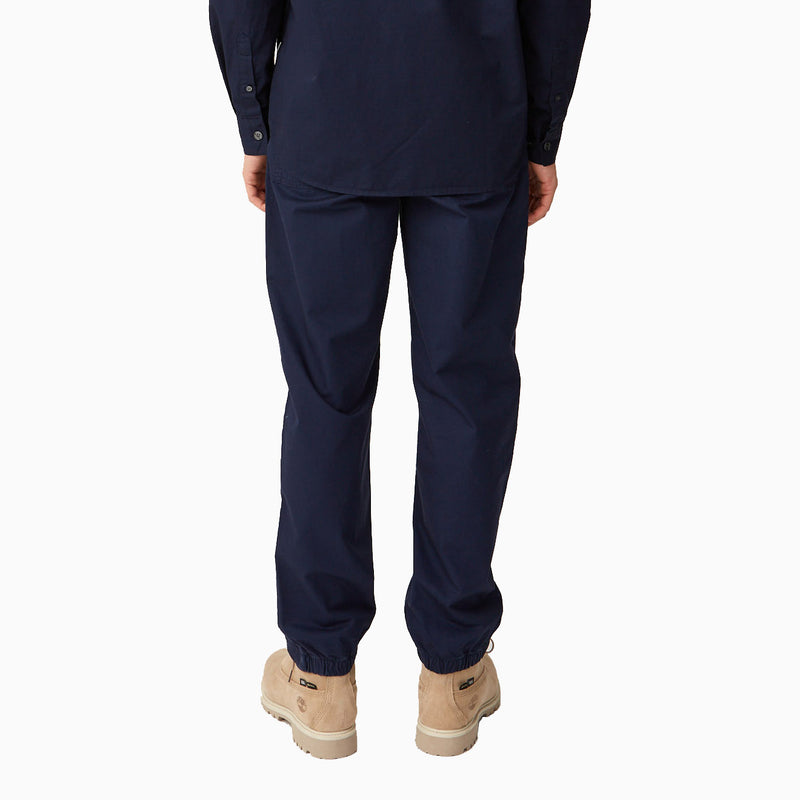 Wood Wood Stanley Trousers - Navy