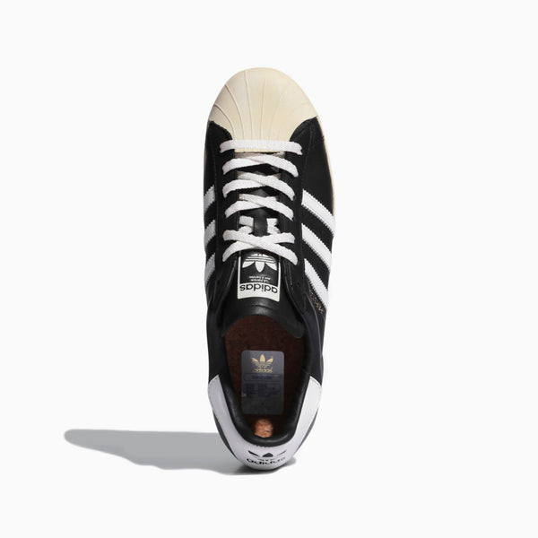 Adidas Superstar - Black/Crystal White/Blue
