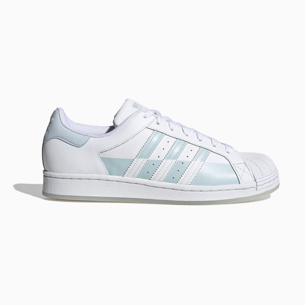 Adidas Superstar - White/Halo Blue