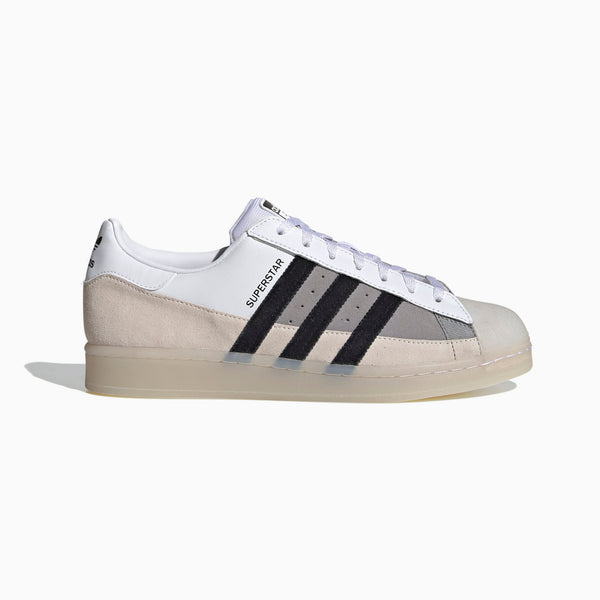 Adidas Superstar - White/Core Black/Light Charcoal