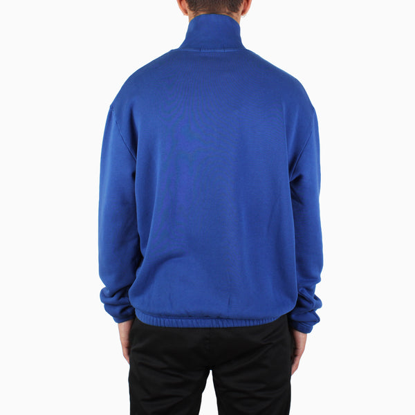Fred Perry Winter Training Half-Zip Sweat - Cobalt