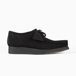 Clarks Wallabee 2 - Black Suede