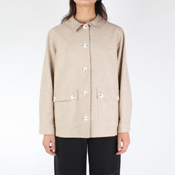 Wood Wood Women's Wilma Jacket - Khaki