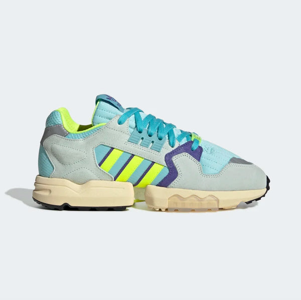 Adidas ZX Torsion - Clear Aqua/Solar Yellow