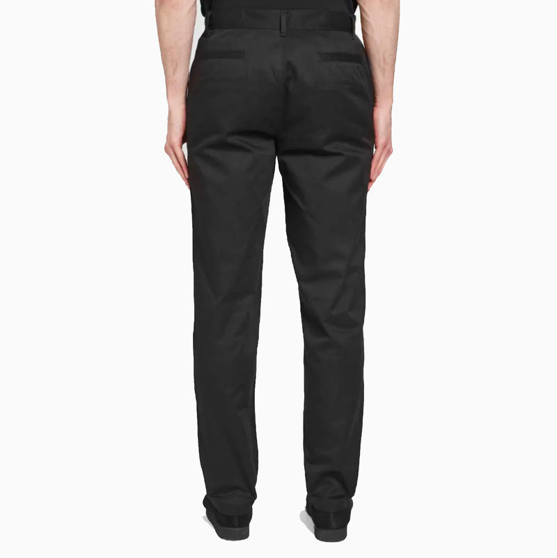 Fred Perry Twill Trousers - Black