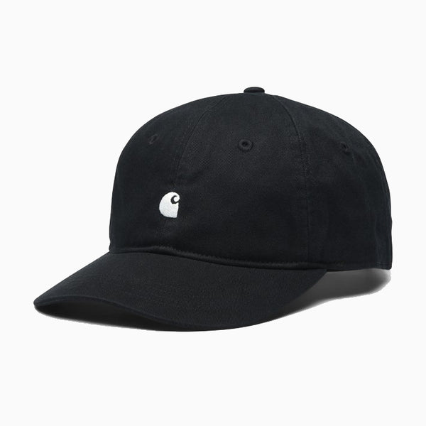 Carhartt Madison Logo Cap - Black