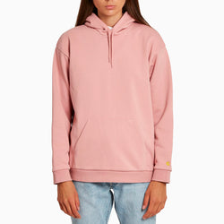 Carhartt W' Hooded Chasy Sweat - Blush/Gold