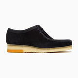 Clarks Wallabee - Black Combi