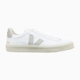 Veja Campo Chrome Free - Extra White/Natural Suede