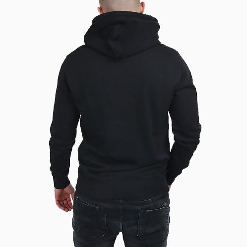 Carhartt Hooded College Sweat - Black/White
