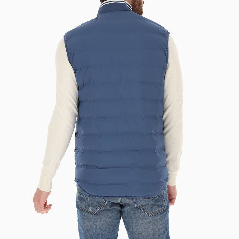 Fred Perry Insulated Gilet - Midnight Blue