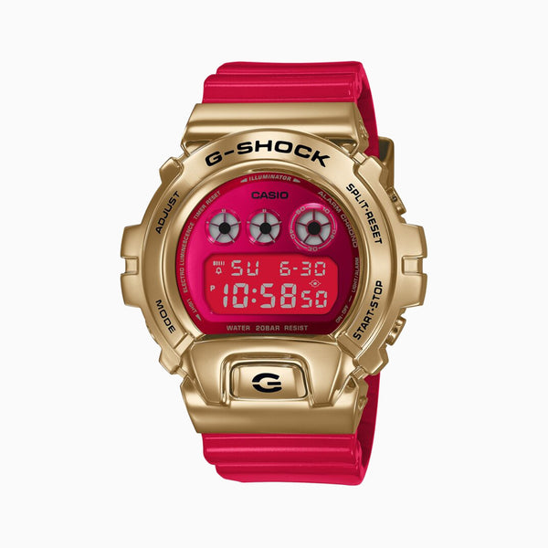 "G-Shock Digital ""Chinese New Year"" - Red/Gold"