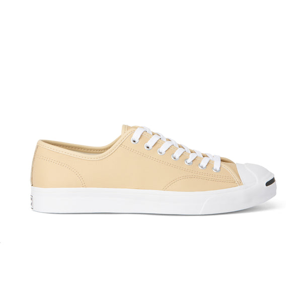 Converse Jack Purcell Leather Low Top - Desert Ore
