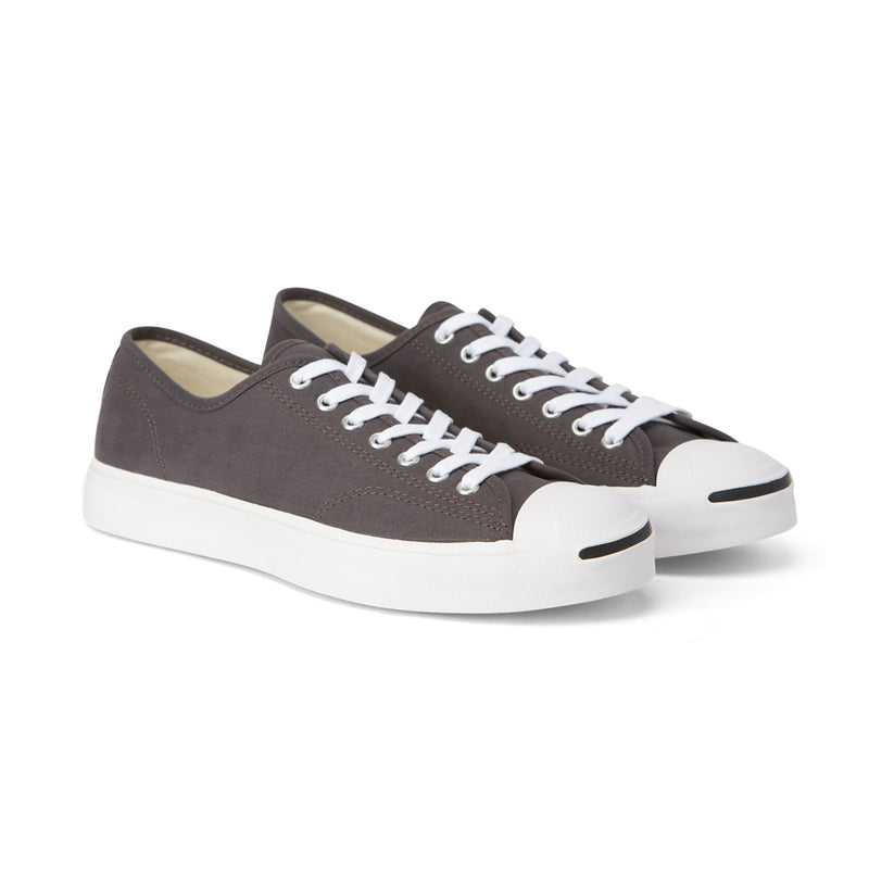 Converse Jack Purcell Twill Low - Thunder Grey