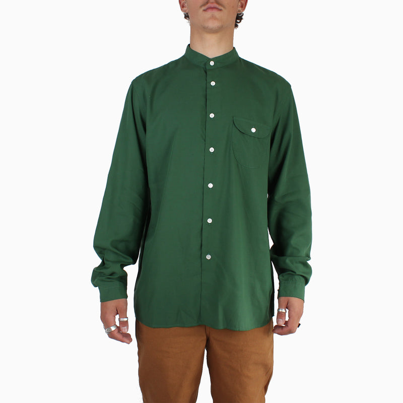 La Paz VIERA 100% Tencel Shirt - Green