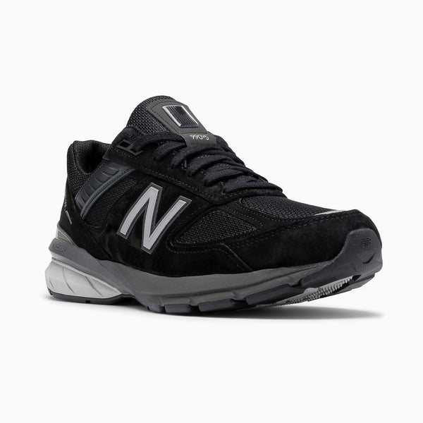 New Balance Made in US 990 V5 D Width - Black
