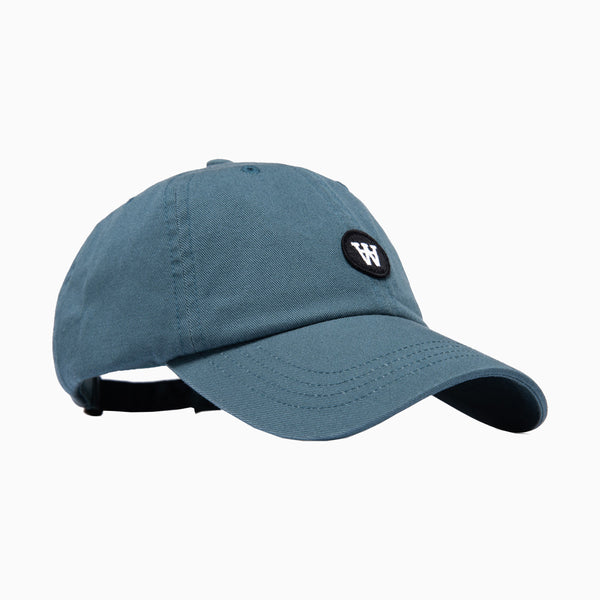 Wood Wood Eli Cap - Faded Green