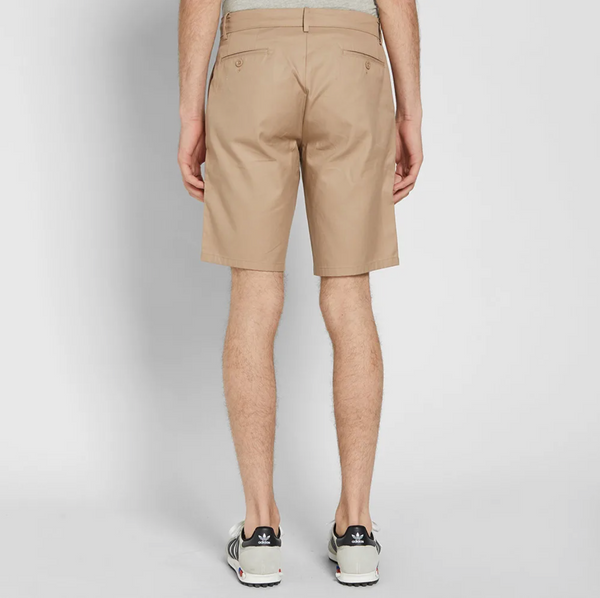 Fred Perry Classic Twill Short - Warm Stone