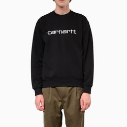Carhartt Sweat - Black/White
