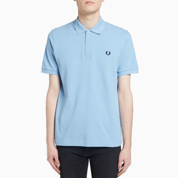 Fred Perry Made In England Original Fred Perry Shirt - Sky