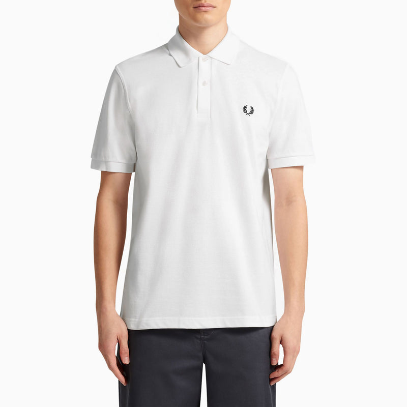 Fred Perry Made In England Original Fred Perry Shirt - White/Navy