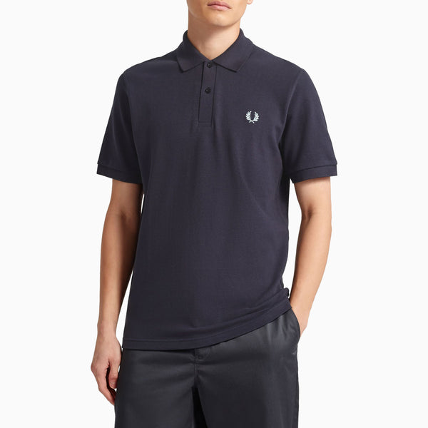 Fred Perry Made In England Original Fred Perry Shirt - Navy/Ice