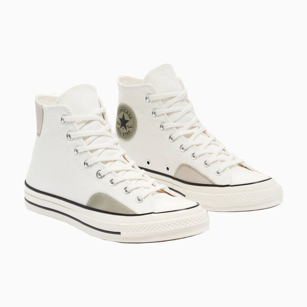 Converse Chuck Taylor Ripstop Hi - Egret/Light Field Surplus/String
