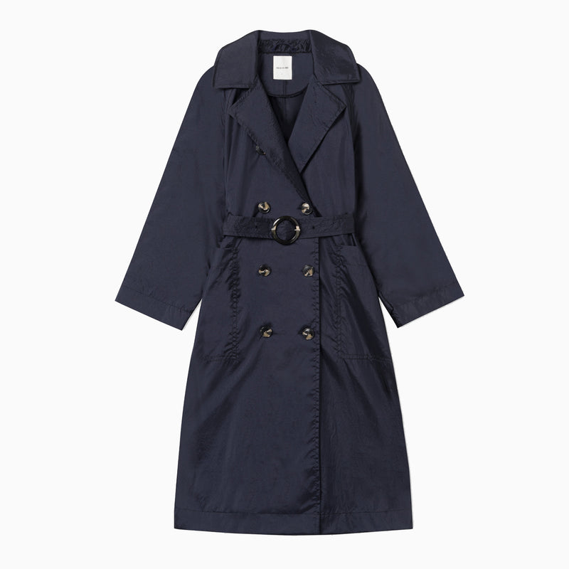 Wood Wood Karin Trench - Navy