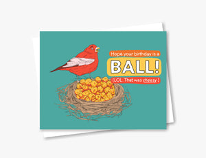 Cheeseball Bird | 2020 Collection