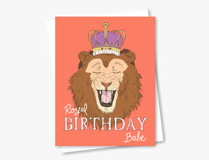 Royal Birthday Babe | 2020 Collection