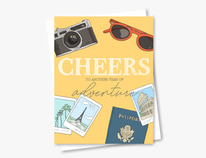Cheers to Adventure | 2020 Collection