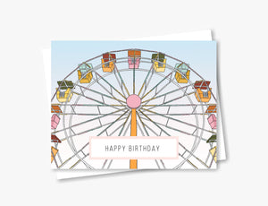 Ferris Wheel Birthday | 2020 Collection