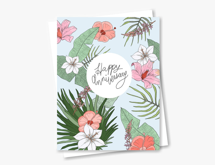 Tropical Anniversary | 2020 Collection