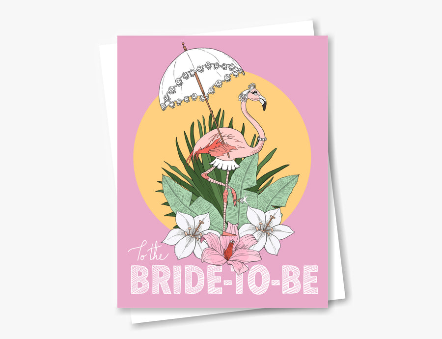 Flamingo Bride-to-Be | 2020 Collection