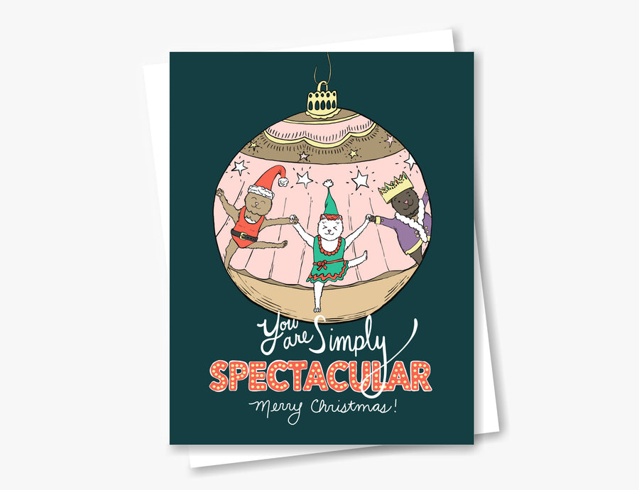 Holiday Cat Spectacular | NEW