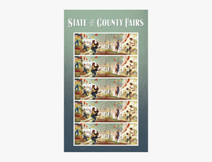 Forever Stamps | State and County Fairs