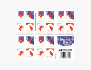 Forever Stamps | The Snowy Day