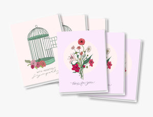 Sympathy Collection - Set of 6