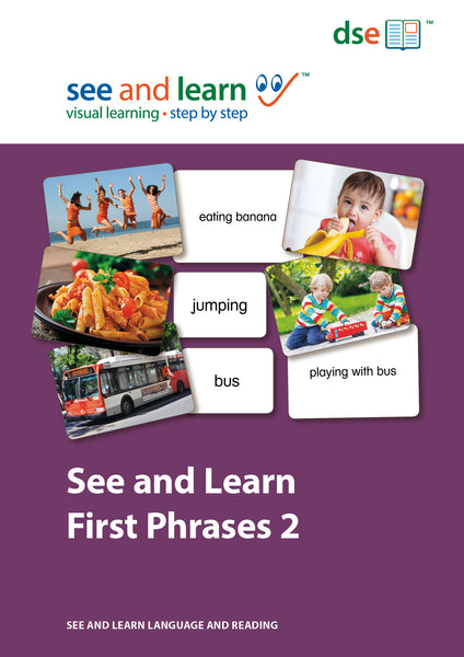 See and Learn Speech, Language and Reading Kits Bundle